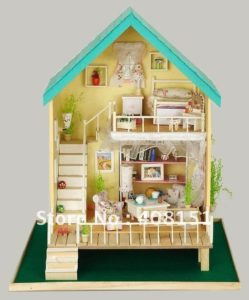 doll guide-doll houses