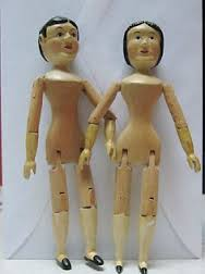 doll guide-wood dolls