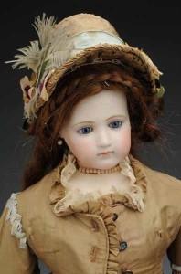 bisque doll